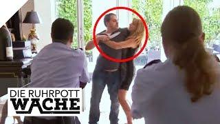 Schreckliche Messer-Bedrohung: Täter erleidet plötzlich Herzinfarkt | Die Ruhrpottwache | SAT.1 TV