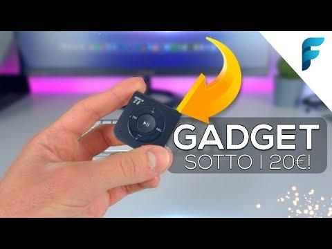 Migliori Gadget TECH sotto i 20€ da NON PERDERE! - Natale è in ARRIVO!