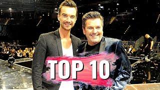 Die TOP 10 HÏTS von THOMAS ANDERS & FLORIAN SILBEREISEN 😍