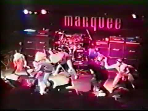 Obituary @ Marquee Club - London, England (May 8, 1991) [AMT]