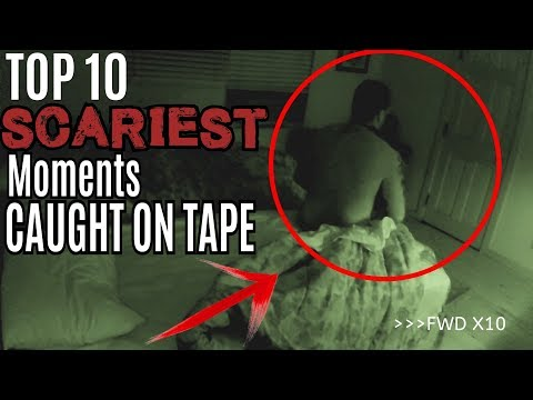 Top 10 Scariest