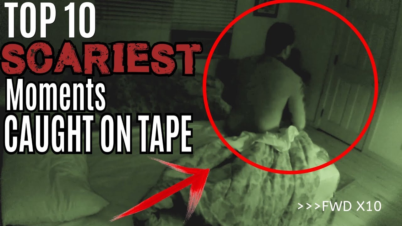 Download Top 10 Scariest Paranormal Moments Caught on Camera   Mindseed TV Edition