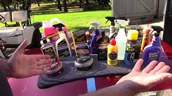 "Top ""RETAIL"" Products For Auto Detailing - In One Video!"