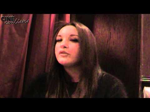 CinéCoulisses.fr rencontre E.Homs, la voix française de Anna - La Reine des Neiges
