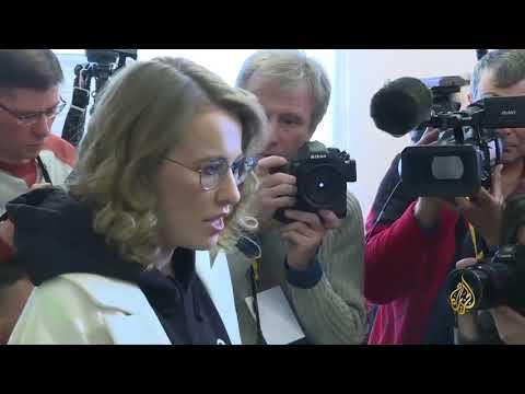بوتين يخوض انتخابات رئاسية محسومة لصالحه  - نشر قبل 1 ساعة