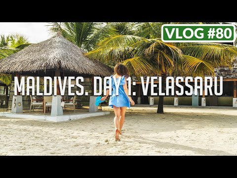 MALDIVES. DAY 1: VELASSARU /// VLOG #80