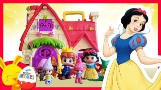 Histoire Pinypon avec Blanche-neige - Titounis - Touni Toys