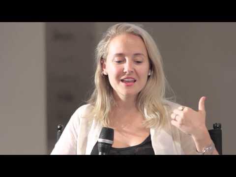 Alexa von Tobel (LearnVest) at Startup Grind New York City