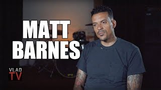 Matt Barnes on Telling James Harden's Mother: