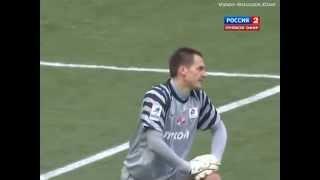 СПАРТАК - Анжи (Махачкала, Россия) 0:3,  Чемпионат России - 2011-2012