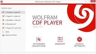 O que o Wolfram CDF Player pode fazer por você na faculdade