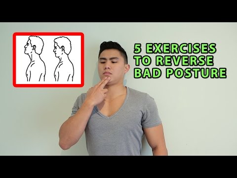 5 Exercises To Reverse Bad Posture