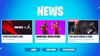 FORTNITE X MICHAEL JORDAN EVENT! (MICHAEL JORDAN SKIN in Fortnite) New Michael Jordan LTM Fortnite!