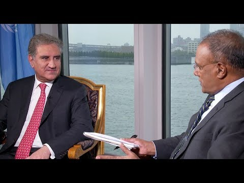The Heat: Interview with Pakistan's Foreign Minister Pt 1
