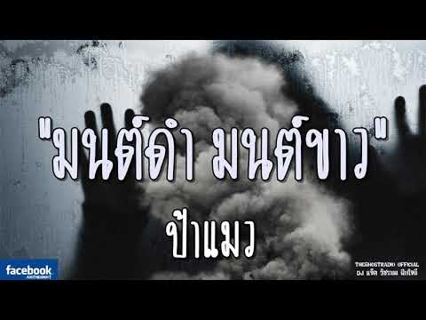 THE GHOST RADIO | มนต์ดำ มนต์ขาว | ป้าแมว | 19 มกราคม 2562 | TheghostradioOfficial