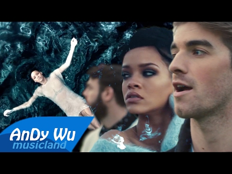 THE CHAINSMOKERS, RIHANNA - Paris / Diamonds / by AnDyWuMUSICLAND