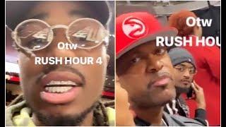 Quavo Ask Chris Tucker Where Rush Hour 4 At