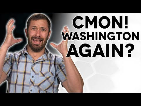 Washington 10 Round Mags, Assault Weapons Ban, 3D Printed Gun Ban - The Legal Brief! from YouTube · Duration:  5 minutes 39 seconds