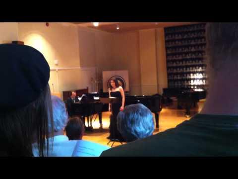 Ingeborg Aadland, eksamenskonsert, Grieg Academy, Bergen  2/4