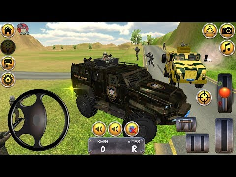 Polis Özel Harekat (PÖH) Oyunu // Özel Harekat (Ejder & Kirpi) Zırhlı Araç Sürme Oyunu