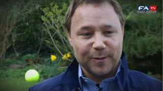 Stephen Graham - Footie in the Movies | FATV