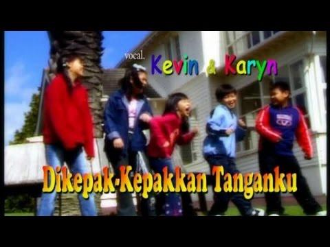 Kevin & Karyn - Dikepak-Kepak Tanganku (Official Music Video)