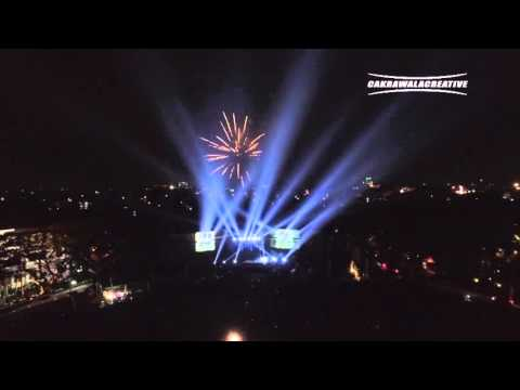 Malang Tourism, Video Mapping 2015