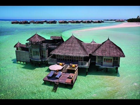 10 Best Overwater Bungalows in The World (2017)