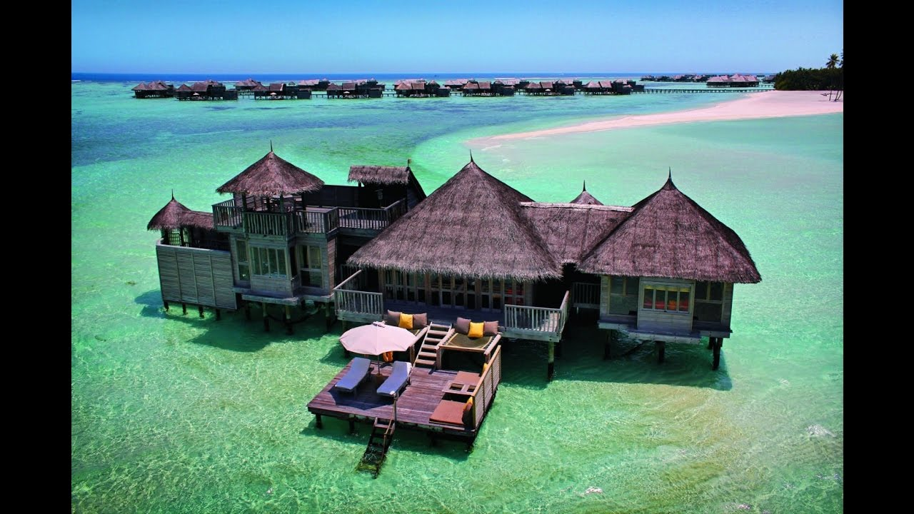 10 Best Overwater Bungalows In The