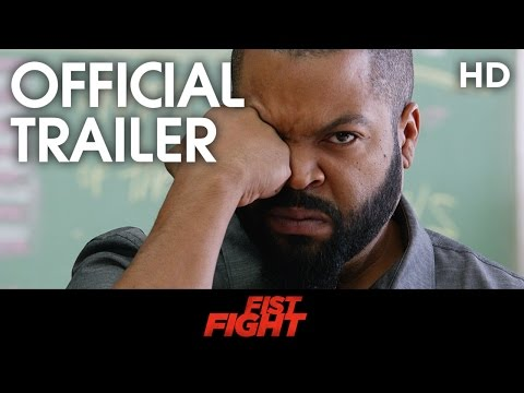 FIST FIGHT | Official Trailer 2 | 2017 [HD]