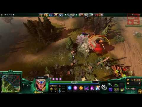 iceiceice Invoker Dota 2 Full Game (Ranked)