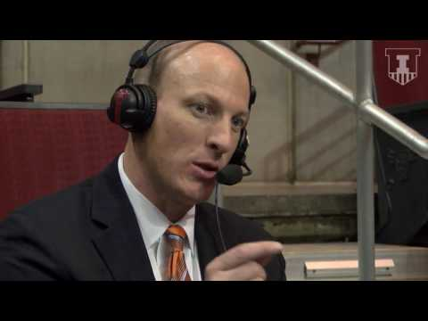 John Groce Postgame Radio Interview vs. BYU 12/17/16
