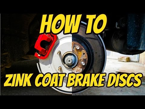 How To Protect Your Brakes From Rust | Best Rust Prevention Spray