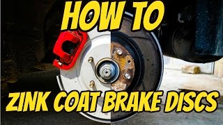 How To Protect Your Brakes From Rust   Best Rust Prevention Spray