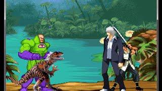 Stargazer1331 Random Mugen Battle #978: Talon & Lex Luthor vs. Johns Lee & Kaede