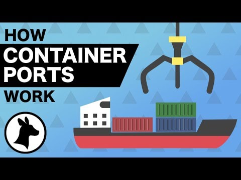 How Container Ports Work: Logistics of Intermodal Transport