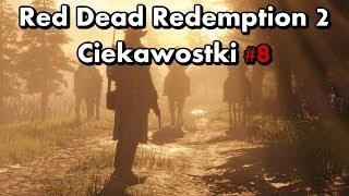 Red Dead Redemption 2 - Ciekawostki #8 - Pentagram, maska, The Walking Dead i nie tylko