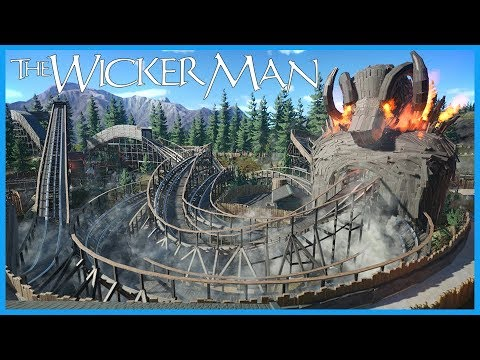 Wicker Man Experience! Coaster Spotlight 503 #PlanetCoaster