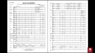 Music from Frozen arr. Johnnie Vinson