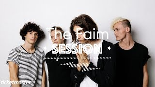 The Faim | Ticketmaster Session