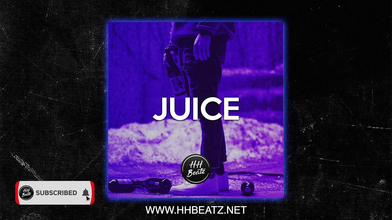 "Drake X Juice WRLD Type Beat – ""Juice"" | Hip Hop Trap Rap Instrumental"