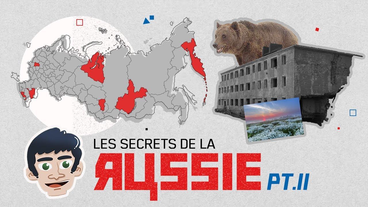 LES SECRETS DES RÉGIONS RUSSES – DOC SEVEN – Partie 2