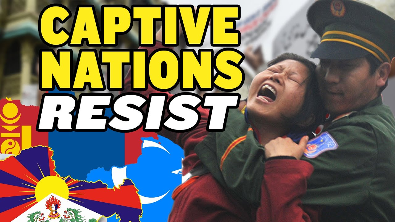 """Rev Christine - How """"Captive Nations"""" Are Fighting China and the Chinese Communist Party"""