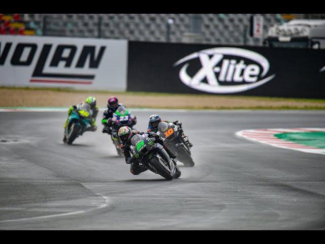 Live 📡: #MotoGP race build up at the #EmiliaRomagnaGP 🏁