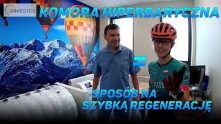 HIPERBARIA - Przyspiesz REGENERACJĘ i popraw swoje sportowe WYNIKI!
