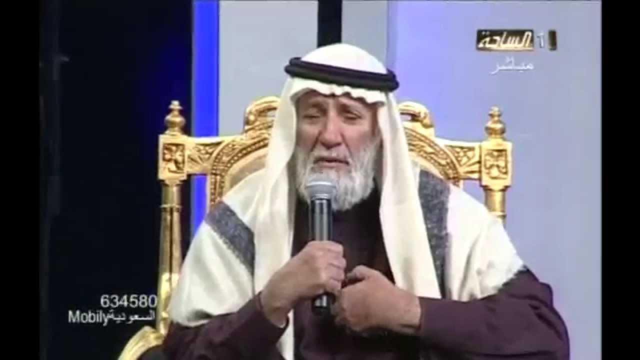 شاعر المعنى4 حلقة 9 شيلة تذكرت الشاعر الشيخ حجاب بن نحيت Youtube