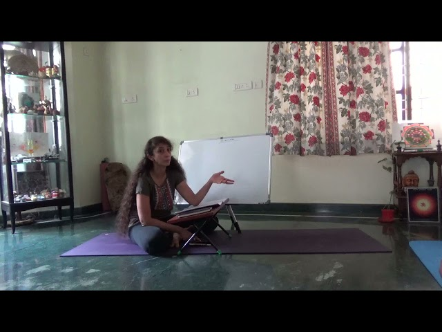 Asana  and stretching