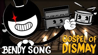Gambar cover BENDY SONG (GOSPEL OF DISMAY) LYRIC VIDEO - DAGames