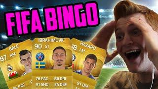 FIFA 15 - CRAZY FIFA BINGO!!! | DISCARDING IBRAHIMOVIC OR BALE!!!