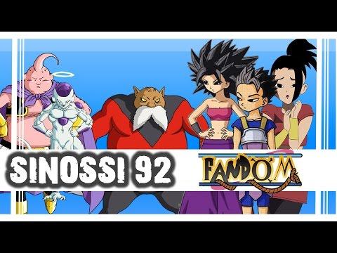 Dragon Ball Super sinossi 92 - Il Trio Saiyan dell'universo 6, Toppo e l'universo 11 - Fandom